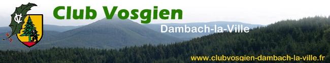 Club Vosgien de Dambach-la-Ville