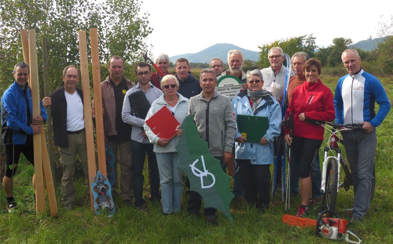 Comité du Club Vosgien